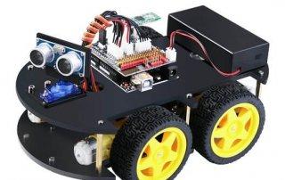 DIY Ferngesteuertes Auto