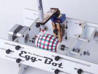 Eierbemalroboter