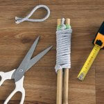 DIY Seifenblasen Stäbe selber bauen