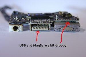 MacBook Reparatur Backofen