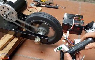 DIY E-Scooter selber bauen