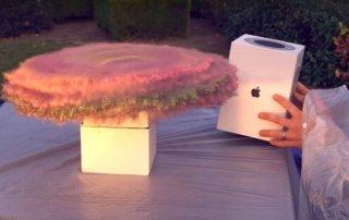 DIY Glitzerbombe gegen Paketdiebe