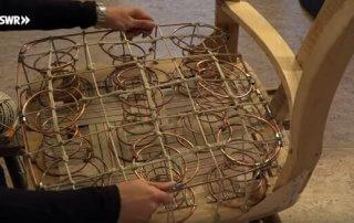 DIY Sessel selber polstern