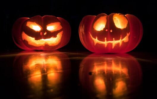 Halloween Kürbis schnitzen DIY