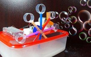 DIY Seifenblasenmaschine selber bauen